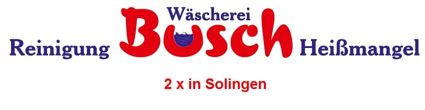 Wäscherei Solingen